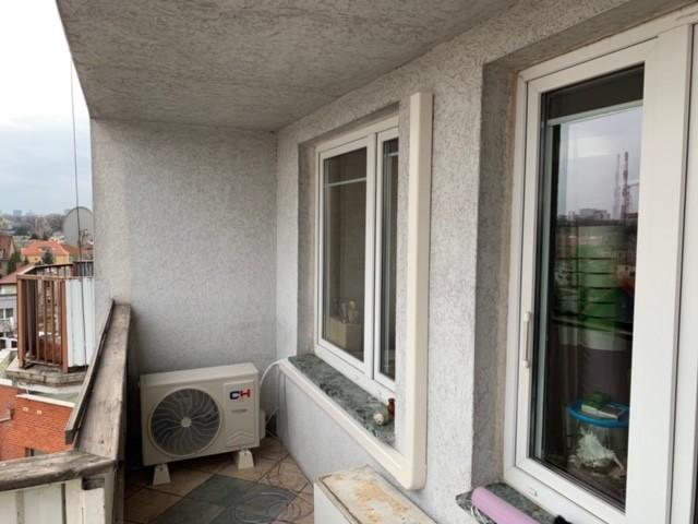 Klimatyzacja Cooper&Hunter SIGMA 3,4kw. w mieszkaniu.