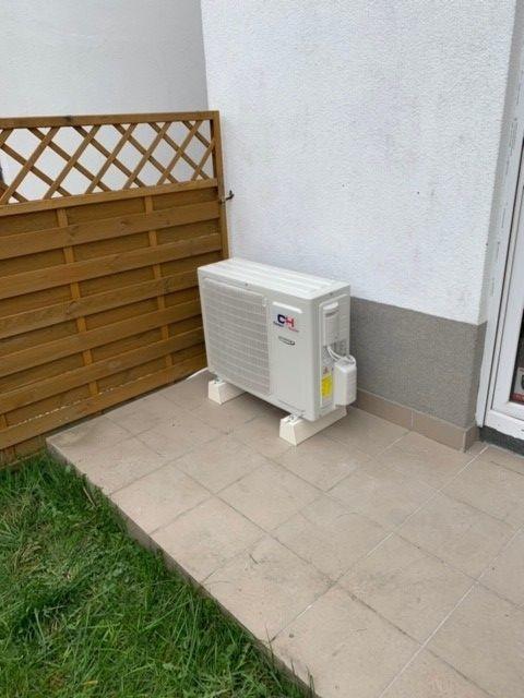 Montaż klimatyzacji C&H Alpha w domu